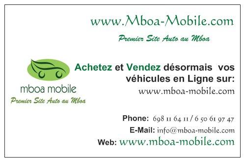 Vendez et Achetez vos véhicules désormais en ligne!